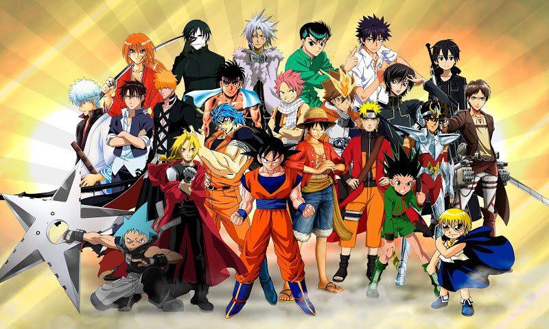 Qué Personaje De Anime Eres